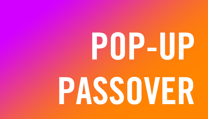 popup-passover