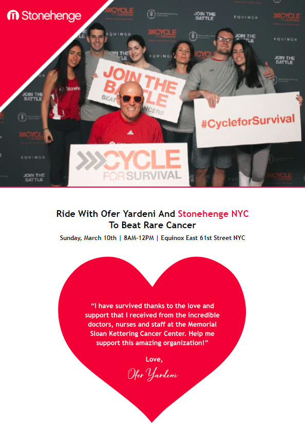 Cycle for Suvival